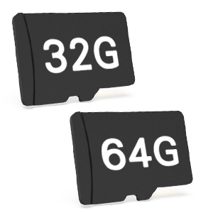 SD Card Requirement