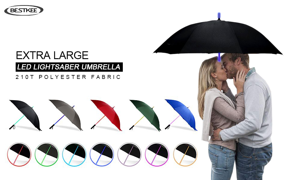 Lightsaber Umbrella LED
