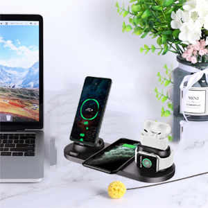 charger stand 6 in 1