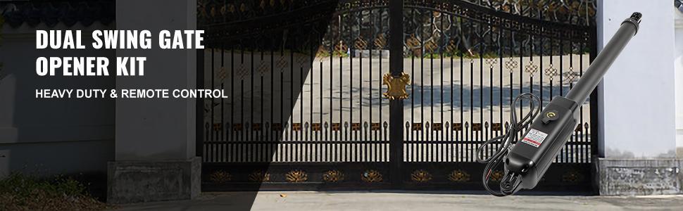 electric gate opener
