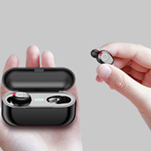 tws wireless headphones bluetooth 5.0 headsets earbuds earphones power bank f9 touch wireless