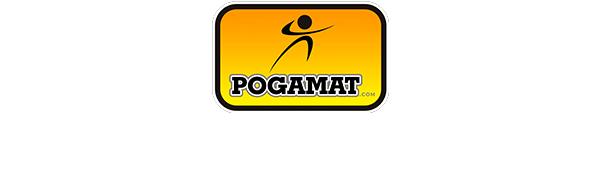 Pogamat yoga mat Cardio Mat Palates mat exercise mat home gym mat garage gym yoga mat