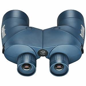 Rear view of Bushnell Marine Waterproof Binoculars