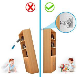 anti tip furniture furniture anchors for baby proofing anti-tip furniture straps cabinet wall anchor