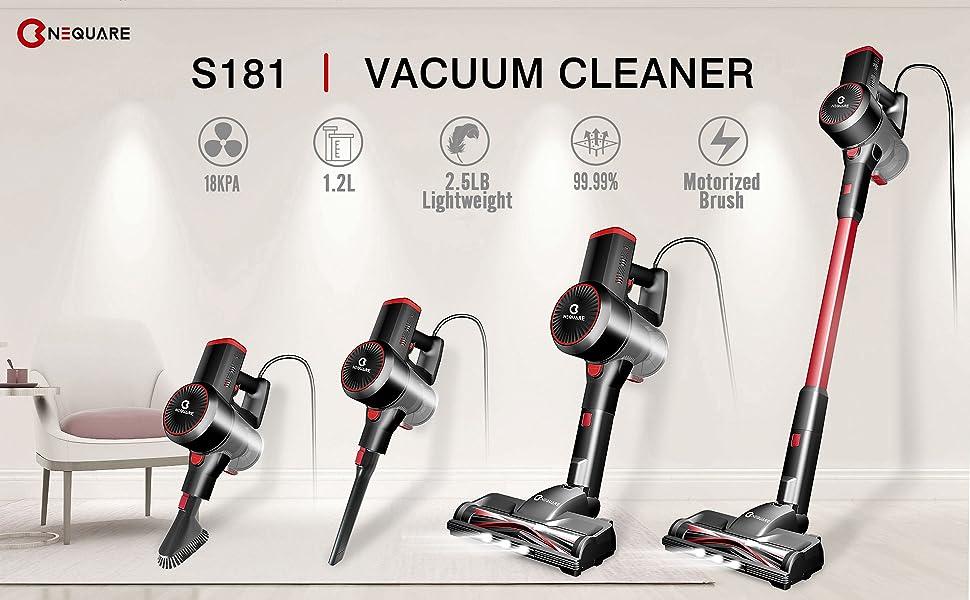 S181 Vacuum Cleaner