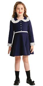 girl school dress