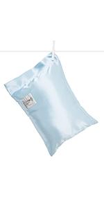 satin nap pillow