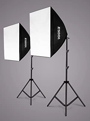 2 softbox kits
