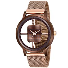 men's magnet watch