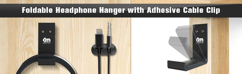 headphone wall hanger
