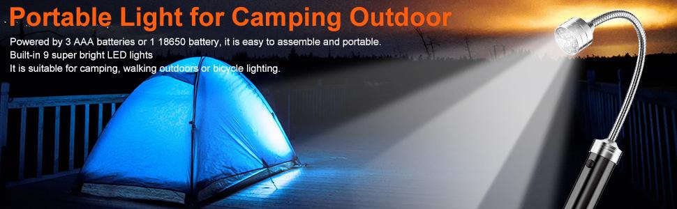 Wireless Useful Bright Light