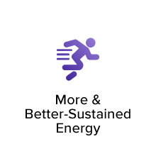 More & Better-Sustained Energy