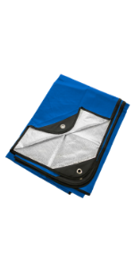Survival Blanket and Tarp