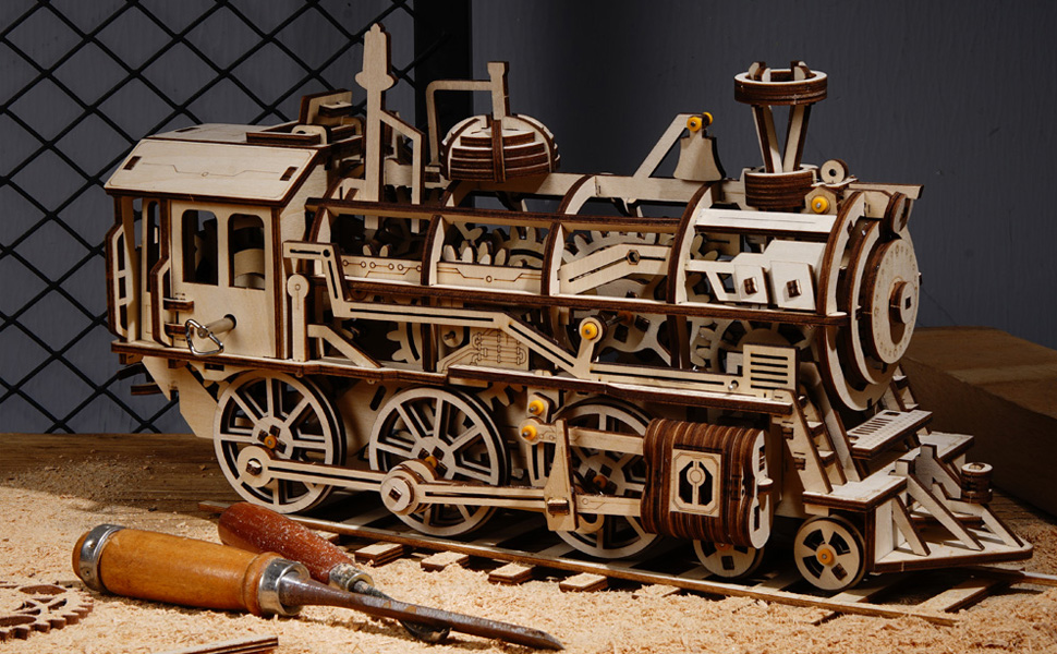train building kits