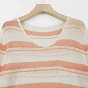 Stripes shirts tops