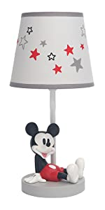 Magical Mickey Mouse Lamp
