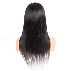 straight hair wig u part wig