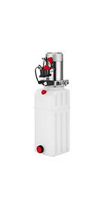 hydraulic pump plastic