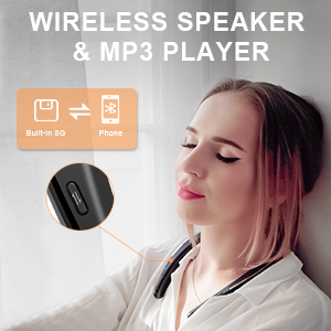 Wearable Speaker