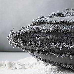 Valentine's Day Christmas classic retro checkered cotton linen home decor bedding design