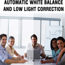 Automatic White Balance & Light Correction