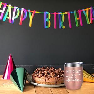 Fun Birthday Gifts for Women