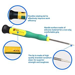 12 in 1 Professional Screwdriver Set, Smartphone repair, tablet repair, iphone repair, 12 in 1 tools