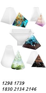 Pyramid amp; Cone Prism 5 trays
