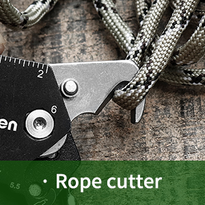 Ropee Cutter