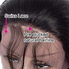 wigs hair line