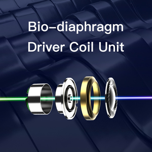 Bio-diaphragm Driver Coil Unit