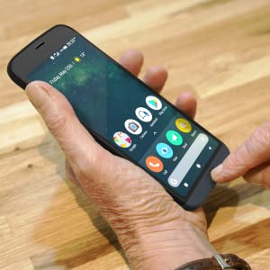 Fingerprint reader Doro 8050