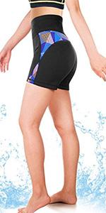 wetsuit short pants