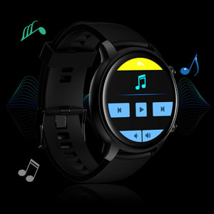Music Control by smart watch