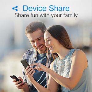 device share, smart switch, gosund smart switch