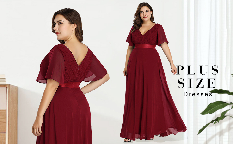bridal dresses for women maxi dress with sleeves plus size bridesmaid dress simple wedding dress