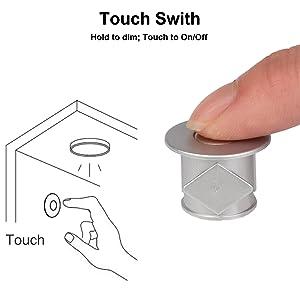 RV Dimmer switch