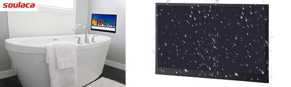 Bathroom TV LED TV Smart TV