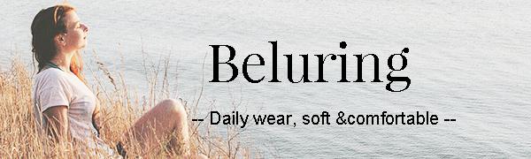 Beluring womens tshirts longline tops for women tops v neck tunic tops for women uk