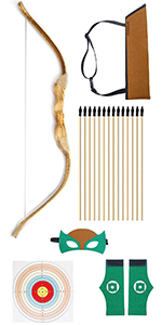 Knidose Bow And Arrows Set
