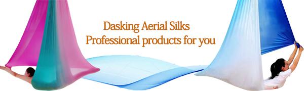 Dasking Aerial Silks