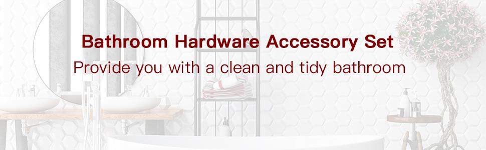 Hardware Accessory Set