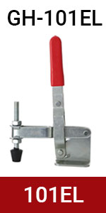 vertical toggle clamp hand tool 101EL toggle clamps hand tool woodworking clamps destaco clamps