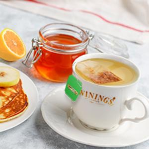 Twinings Green Tea - Lemon & Honey, 25 Bags