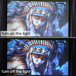 projection effect