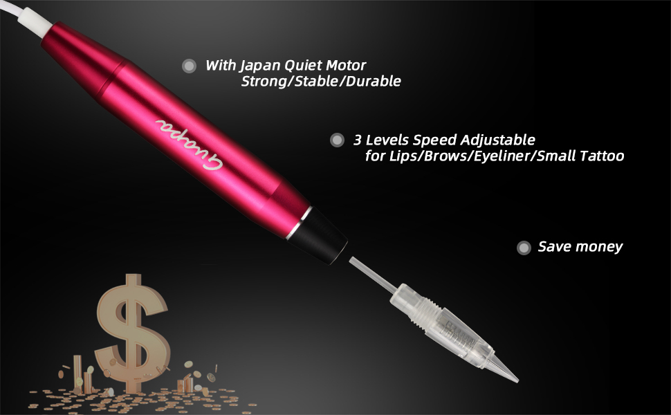Guapa Permanent Makeup Pen Machine