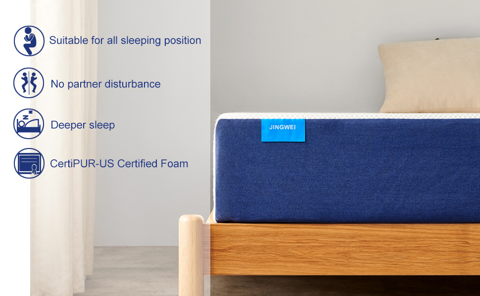 gel memory foam mattress queen mattress