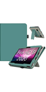 Case for Fire HD 8/8 Plus Tablet.