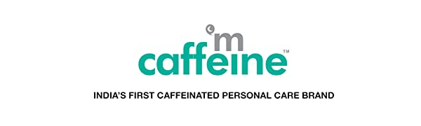 mcaffeine indias first caffeinated personal care brand