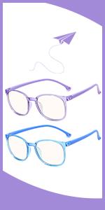 blue light glasses for kids boys and girls